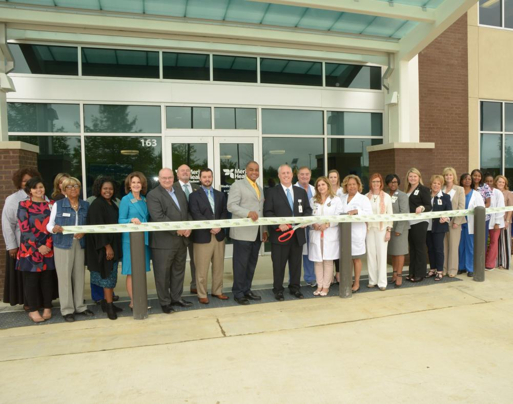 Merit Health Ribbon Cutting